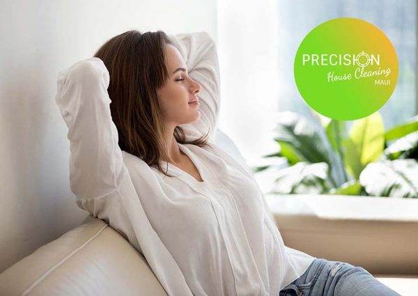 Precision House Cleaning Maui